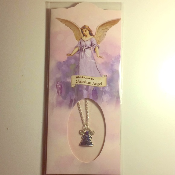 Jewelry - Guardian Angel Necklace